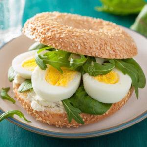 breakfast-sandwich-bagel