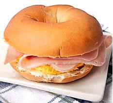 Huevo - Jamón